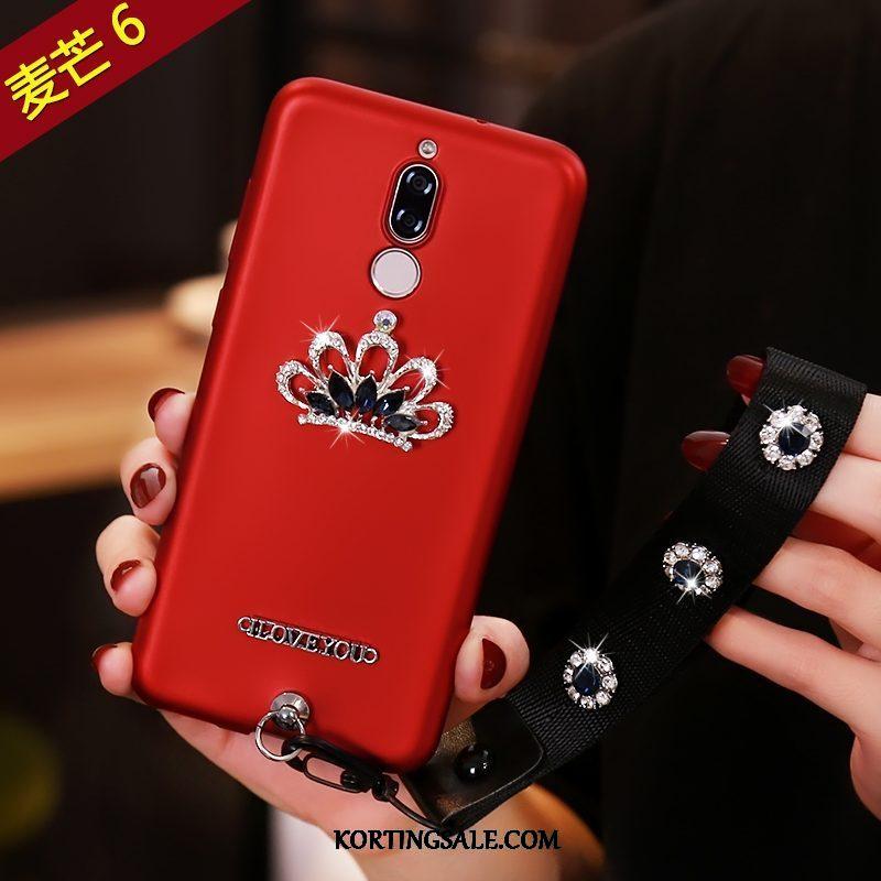 Huawei Mate 10 Lite Hoesje Siliconen Anti-fall All Inclusive Mobiele Telefoon Hoes