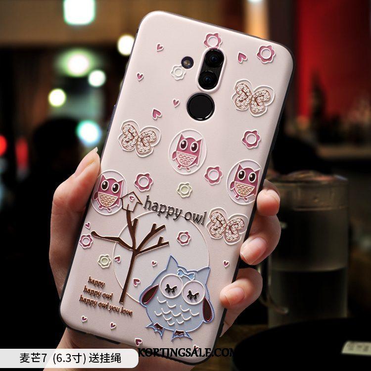 Huawei Mate 20 Lite Hoesje Nieuw Mobiele Telefoon Zacht Schrobben Hoes