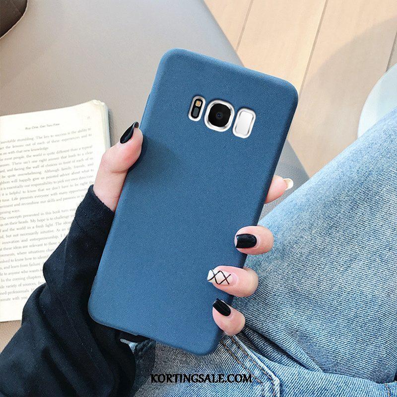 Samsung Galaxy S8 Hoesje Nieuw Anti-fall Hoes Grijs Mobiele Telefoon