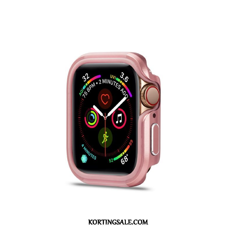 Apple Watch Series 2 Hoesje Pu Bescherming Anti-fall Trend Omlijsting