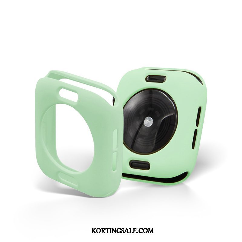 Apple Watch Series 2 Hoesje Waterdicht Hoes Groen Zacht All Inclusive