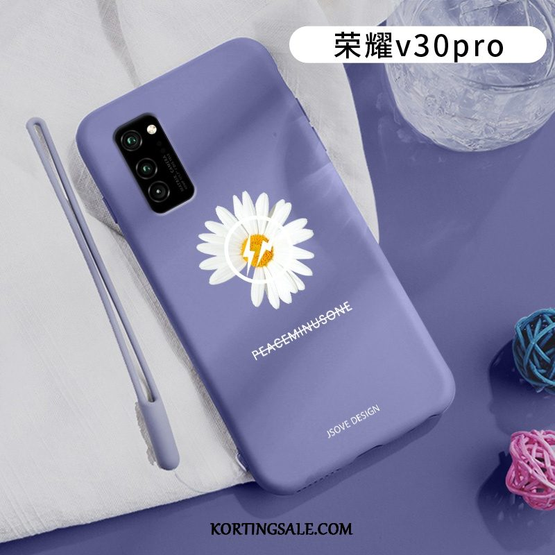 Honor View30 Pro Hoesje Anti-fall All Inclusive Hoes Mini Bescherming
