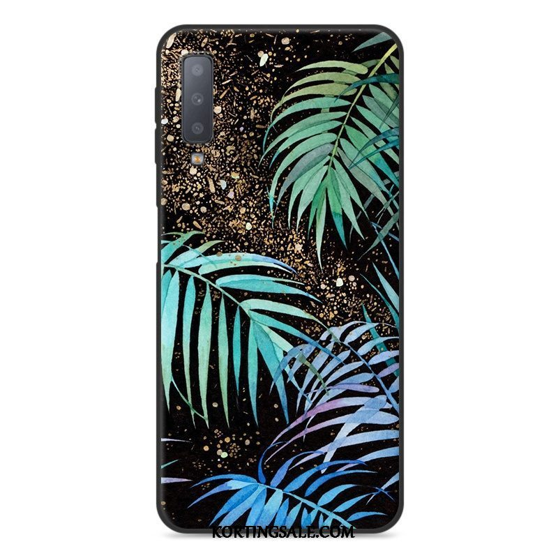 Samsung Galaxy A7 Hoesje Ster Zacht All Inclusive Hoes Trend