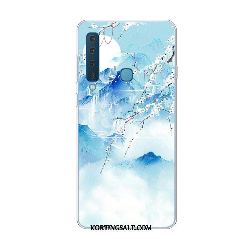 Samsung Galaxy A9 Hoesje Bescherming Ster Mobiele Telefoon Anti-fall Hoes