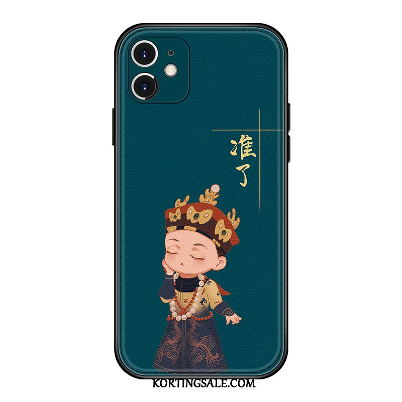iPhone 12 Mini Hoesje Net Red All Inclusive Scheppend Trend Chinese Stijl